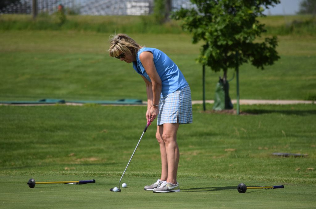 16th Annual Golf Tournament Held at Eagles' Landing