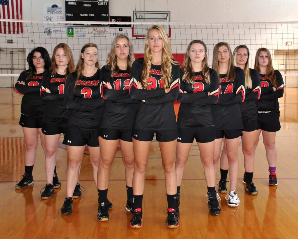 Volleyball Season Off to a Strong Start