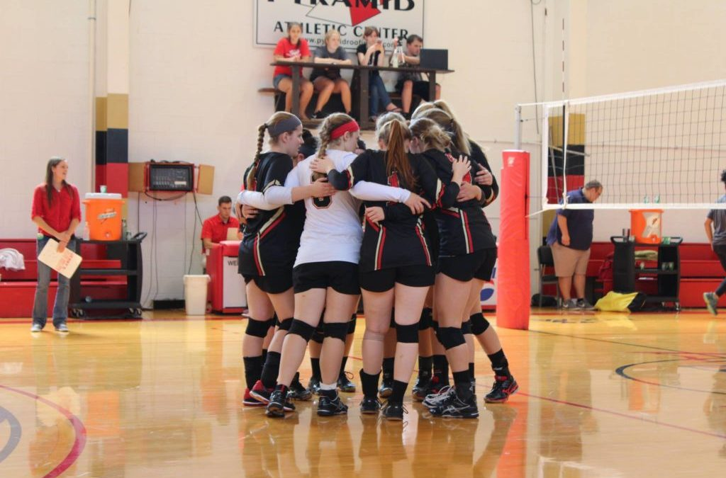 Lady Warriors Win First Conference Game