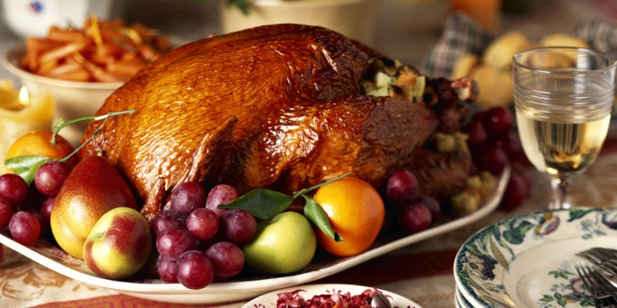 Thanksgiving Day and The Christian Attitude