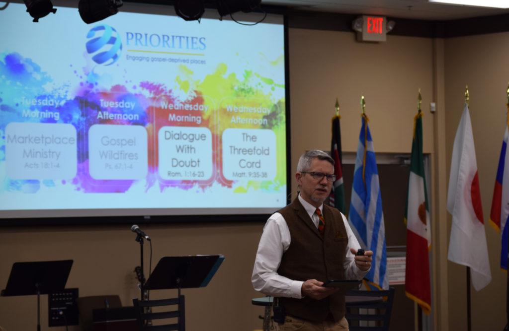Priorities: Engaging Gospel-Deprived Places