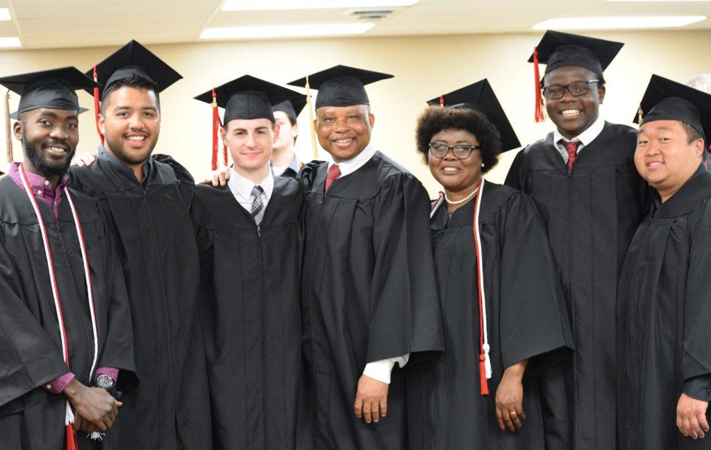 Calvary Celebrates 51 New Graduates
