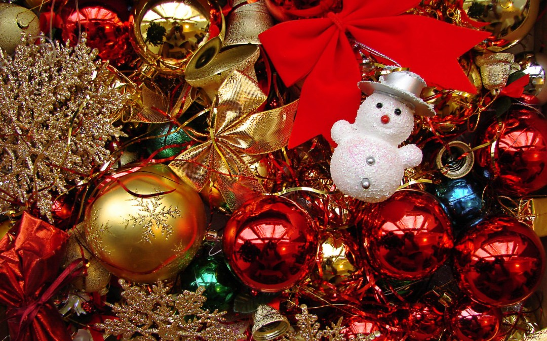 Christmas Devotionals: Day 6- Christmas Alien