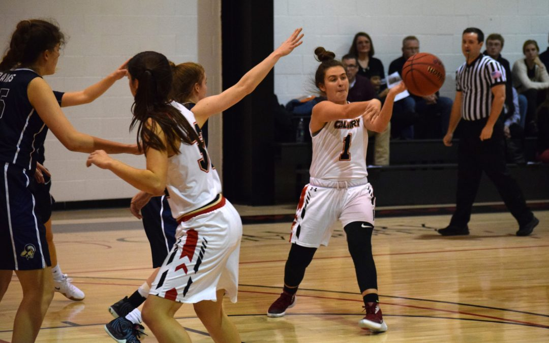 Lady Warriors Top Providence