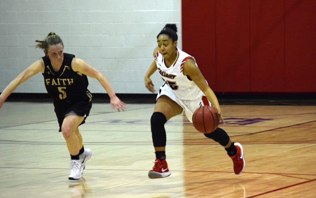 Lady Warriors Rout Union at Home