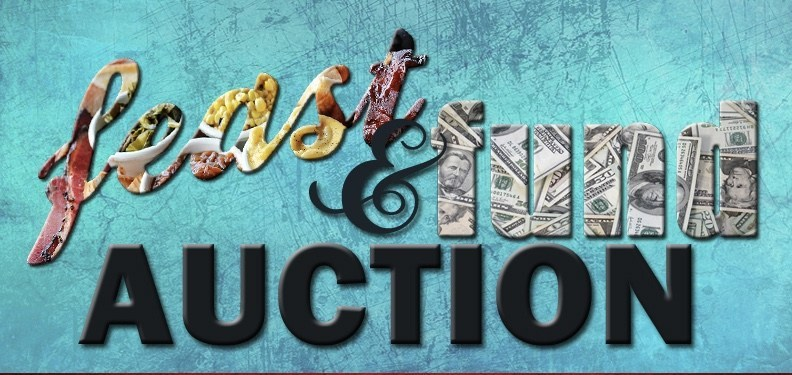 Feast & Fund Auction: Come and Support Calvary, March 29, 2019