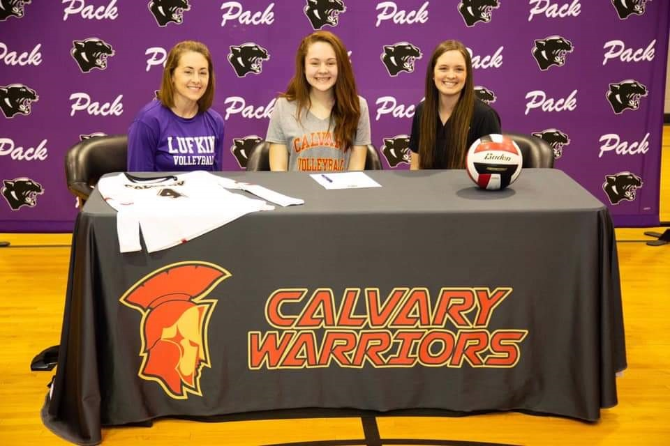 Calvary Signs Kennedy Shelton