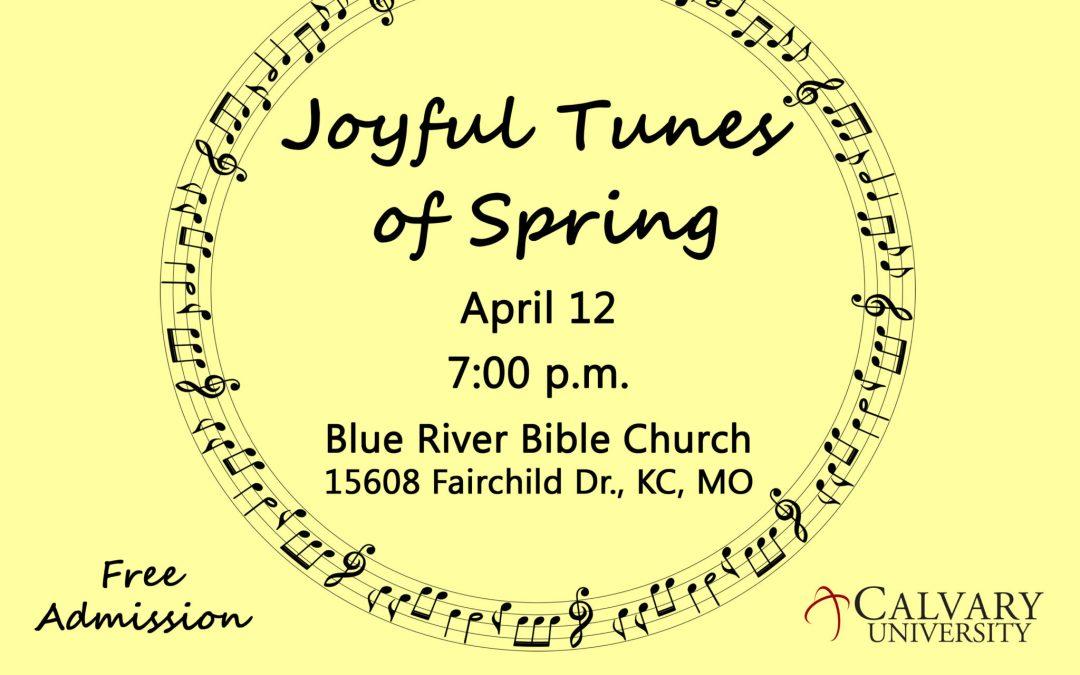 Joyful Tunes of Spring