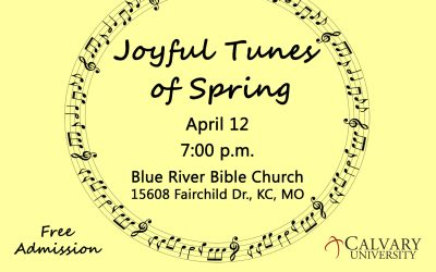 Joyful Tunes of Spring
