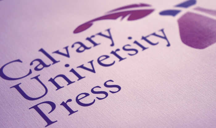 Calvary University Press Innovates Textbook Production