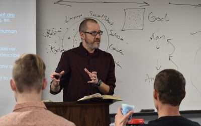 Calvary Preps for Global Engagement Think Tank