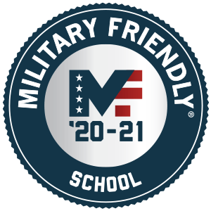 Calvary Maintains Military Friendly Designation for Upcoming Year