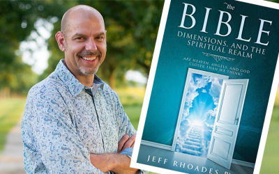 Alum's Book Tops New Release Charts in Science and Religion