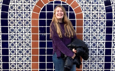Calvary Student Reflects on Year Studying Abroad