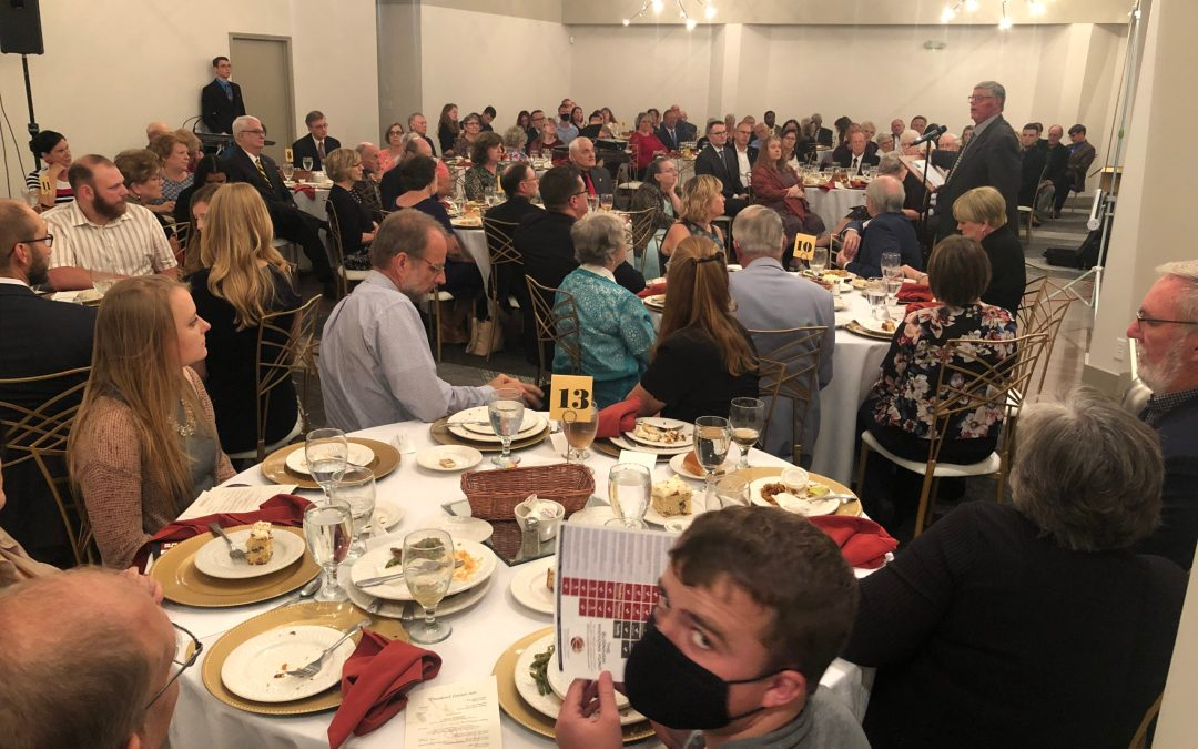 Calvary Hosts President's Dinner at Loretto Campus