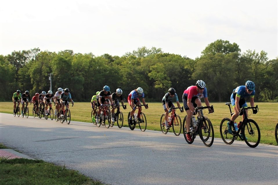Calvary Student Takes Second in State Bicycling Championship