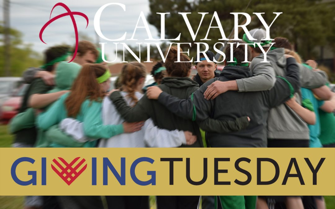 Give to Calvary University on Giving Tuesday