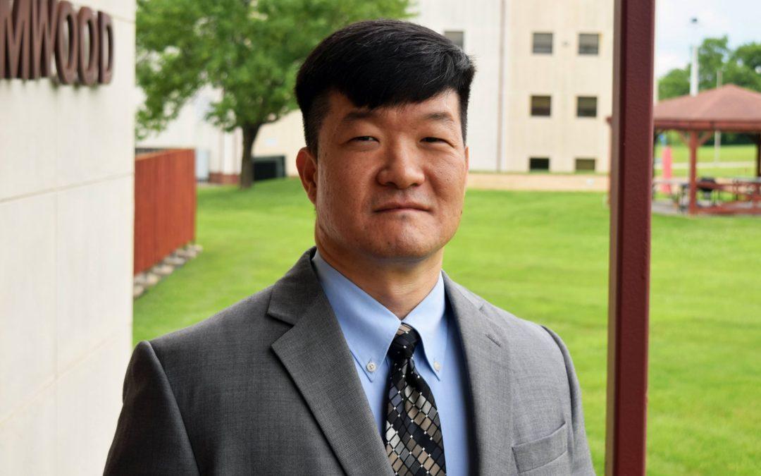 Dr. Michael Cha comes to Calvary University