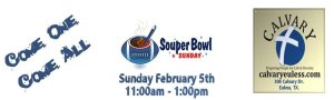 SouperBowl Sunday