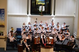Musicians Choir and Pastor 3