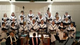 Musicians Choir and Pastor 5