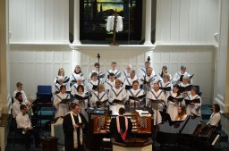 Pastor and Choir 3