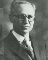Pastor Edwin C. Conrad