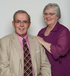 Pastor John and Sister Nancy
