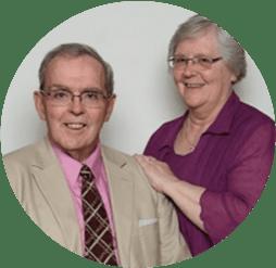 Pastor John and Sis. Nancy