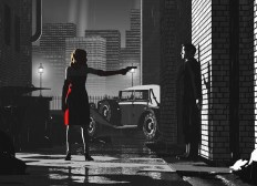 Watch a hypnotic film noir video by Chinese-Serbian artist Realma