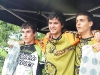 Podiums DH Mende 2009