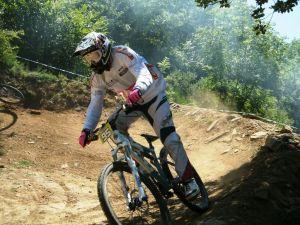 Kevin Loquet - Champion Régional de 4X