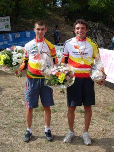 Cédric BEX et Vincent THOMAS