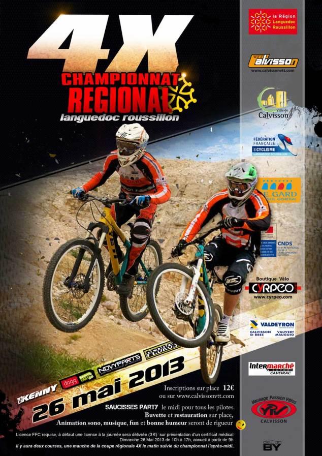 Championnat4X-Calvisson