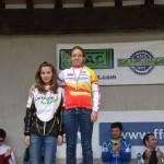 Océane GRUMEL championne Régionale