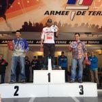 Teddy FARROBA Vainqueur à Brassac