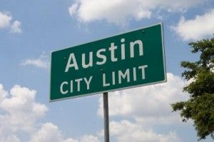 Austin City Limit sign