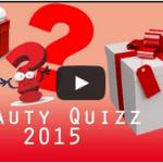 [Video] Résultats du Beauty Quiz 2015