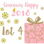 [Vidéo] Concours Happy 2016 – Lot 4 – Fermé