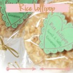 [Vidéo] DIY Noel 2016 | Idée Cadeau : Rice Lollipop Sweet & Salty