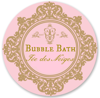 Etiquette Bubble bathsite