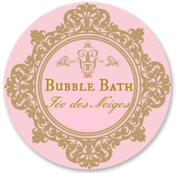 Etiquette Bubble bathsite