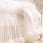 [Vidéo] DIY Jupe de lit Romantique