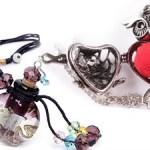 [Vidéo] Collier Aromatique & Bijoux de sacs parfumés