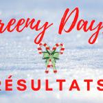 Résultats du Concours Greeny Days
