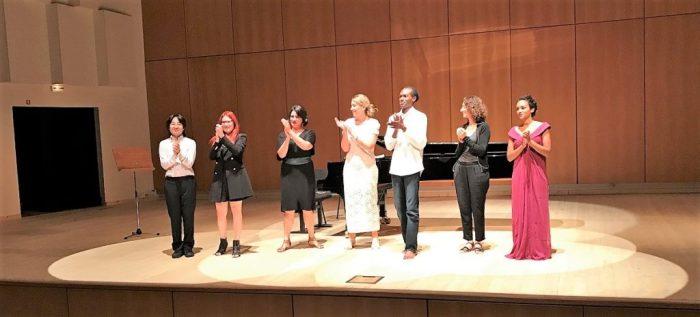 Cours de chant à Genève par le CALYP - Centre d'Art Lyrique de Paris