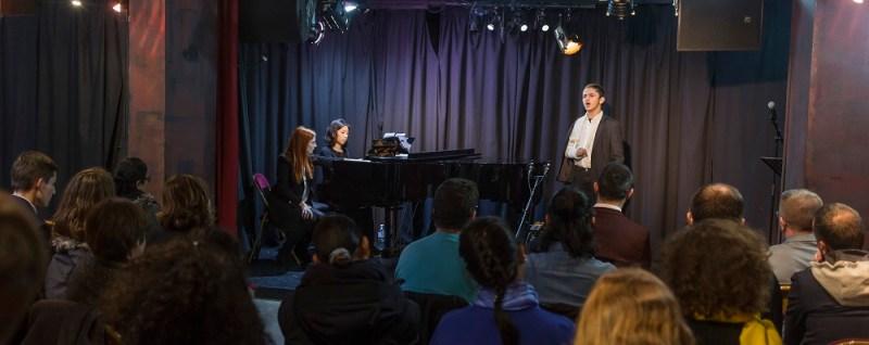 Audition recreative de chant CALYP Paris 2