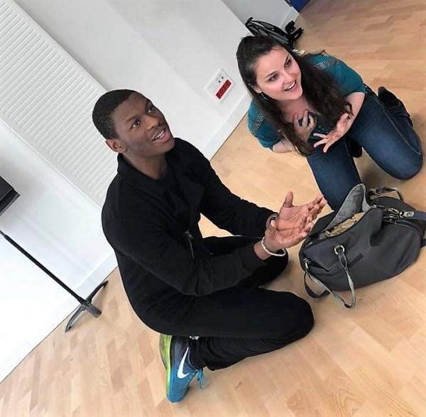 Andreas Prodiges 2018 Saison 5 dans la Flute Enchantée du CALYP 18