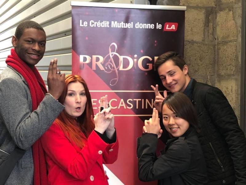 Andreas et Adeline Toniutti casting Prodiges 2018 Saison 5 3