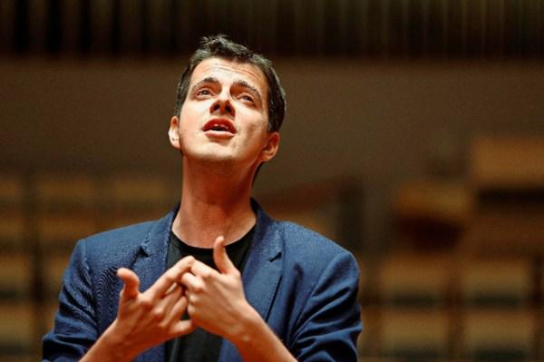 Philippe Jaroussky contre tenor